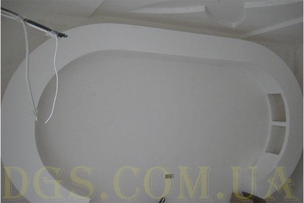 Заказать ремонт квартиры в Днепре изготовление многоуровневого потолка Днепр, прокладка проводки - электромонтажные работы